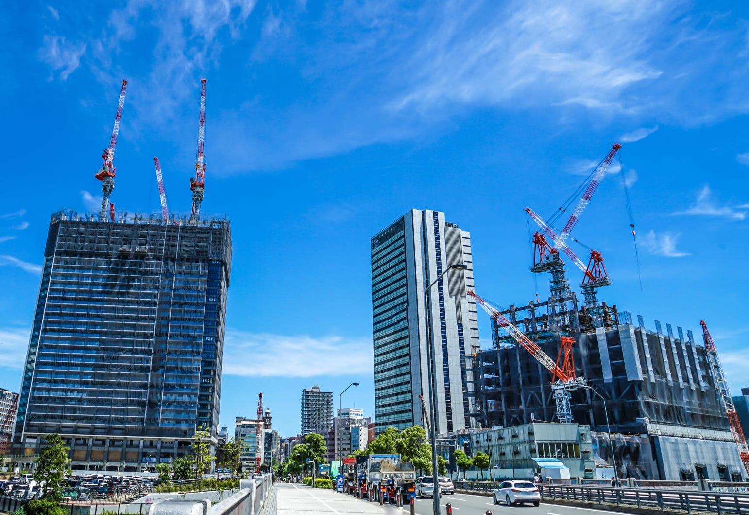 建設・工事業【一都三県】の企業リストを販売開始致しました。